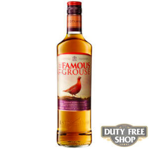 Виски The Famous Grouse 1L 40% Duty Free