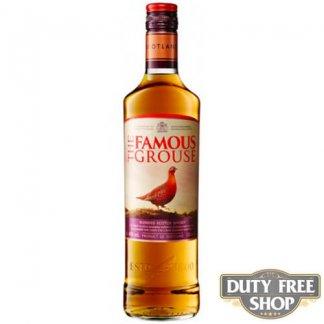 Виски The Famous Grouse 1L 40% Duty Free